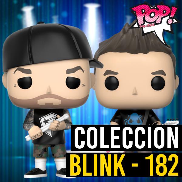Figuras Funko Pop Lista Y: Funko POP Blink 182 - 🎃 Figuras Funko POP