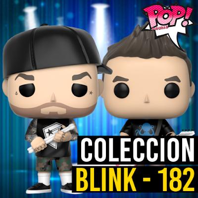 Lista de figuras funko pop de Funko POP Blink-182