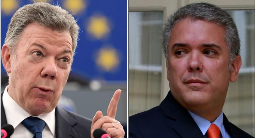 El glifosato, la extraña insistencia de Duque ante Santos y la Corte Constitucional