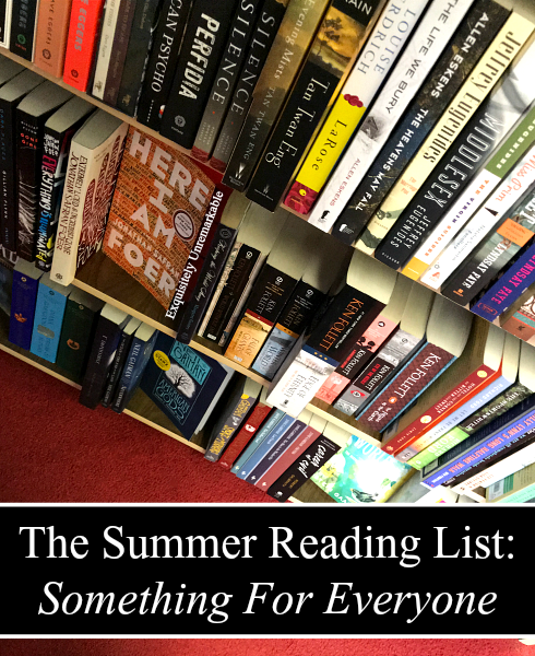 Summer Reading List For Everyone