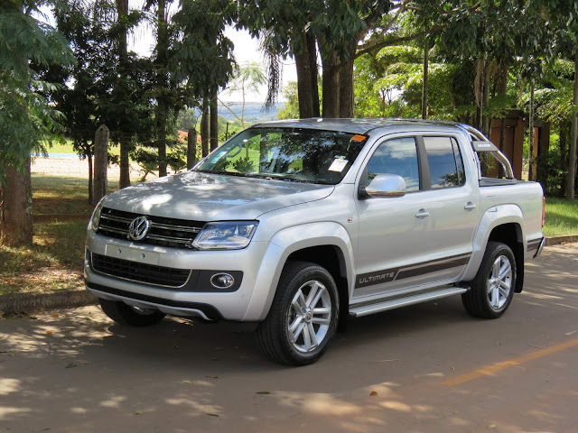 VW Amarok 2016 - taxa de financiamento