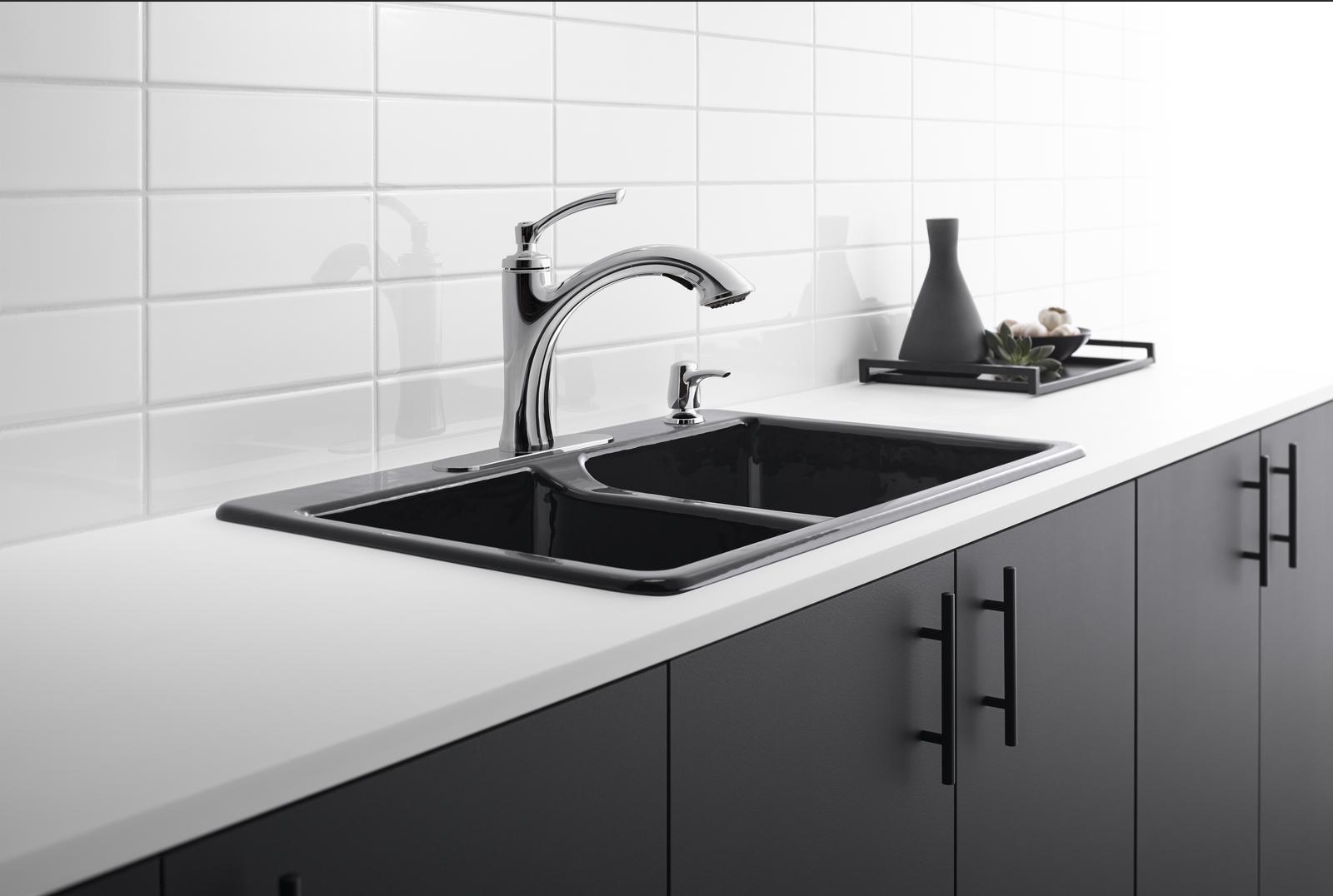 Take Back Your Kitchen: Choosing A New Kitchen Faucet - Casa Watkins ...