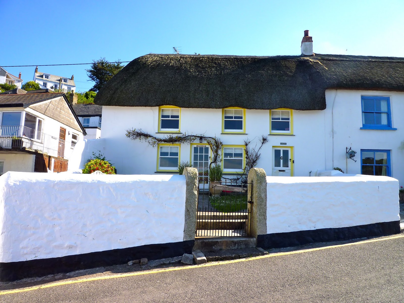 A traditional Cornish Cottage