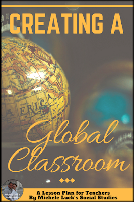 Learn how to create a global understanding for your students in your middle or high school Social Studies classroom.