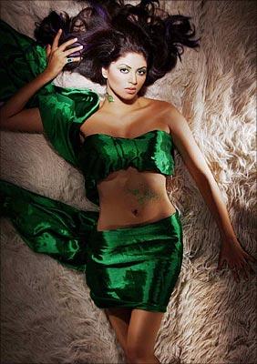 Hot and exotic Kavita kaushik tv actress