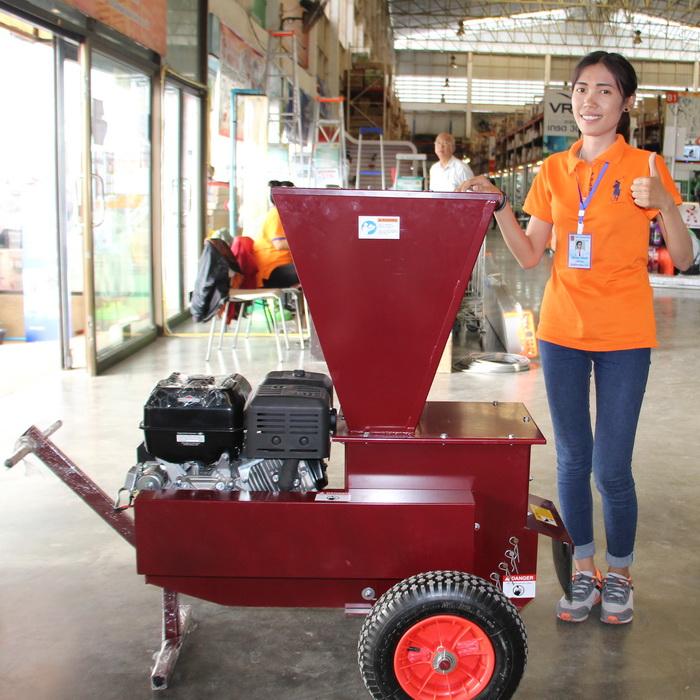 Buriram Maktec Power Tools: Thailand Garden Mulchers ...