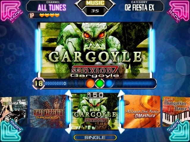 Tema Fiesta EX untuk stepmania AMX download di sini