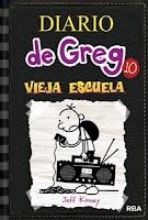 Ranking Mensual. Número 11: El Diario de Greg 10. Vieja escuela.