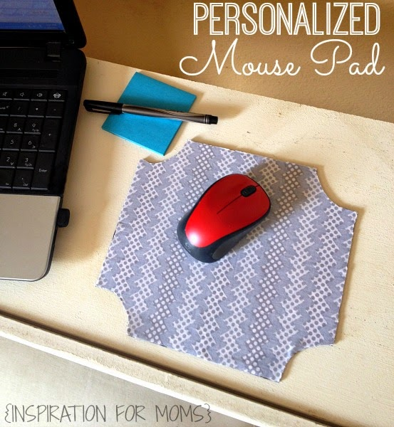 Diy Mouse Pad: DIY Personalized Mouse Pad Tutorial