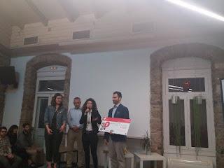 Η Χρυσάνθη Γεωργαντά νικήτρια της carrer sign