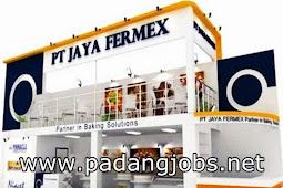 Lowongan Kerja Padang: PT. Jaya Fermex Mei 2018