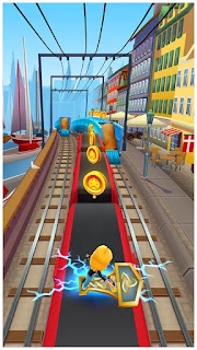 Screenshot Subway Surfers v1.71.1