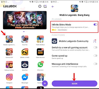 Lulubox For Android Terbaru