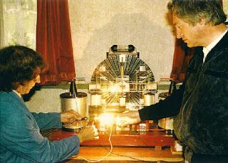 testatika baumann energia pulita gratis elettrostatica free energy