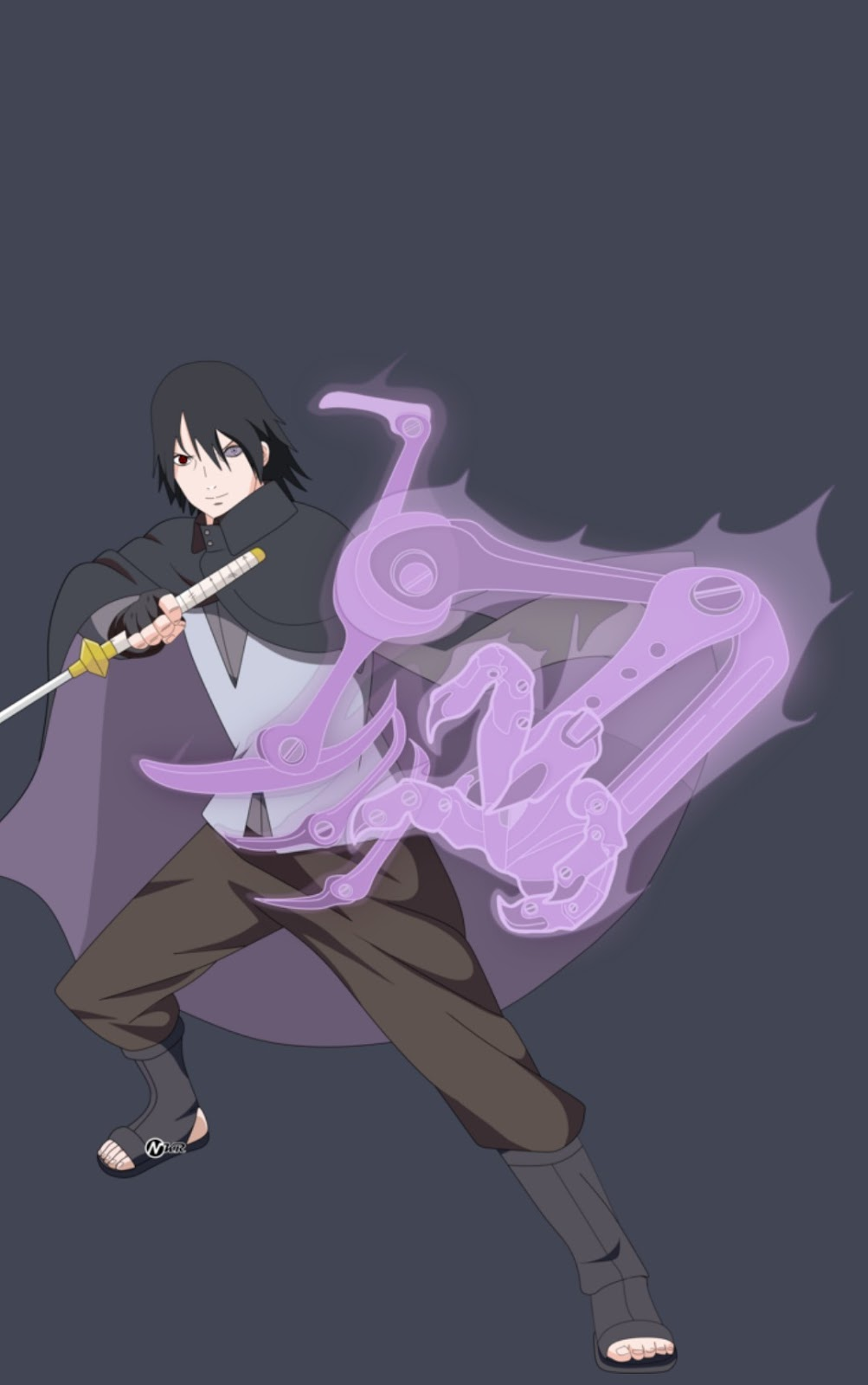 15. Download wallpaper uchiha sasuke vektor untuk android dan whatsApp chat