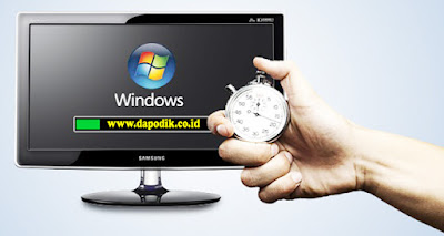 Cara Ampuh Mempercepat Komputer Atau Leptop