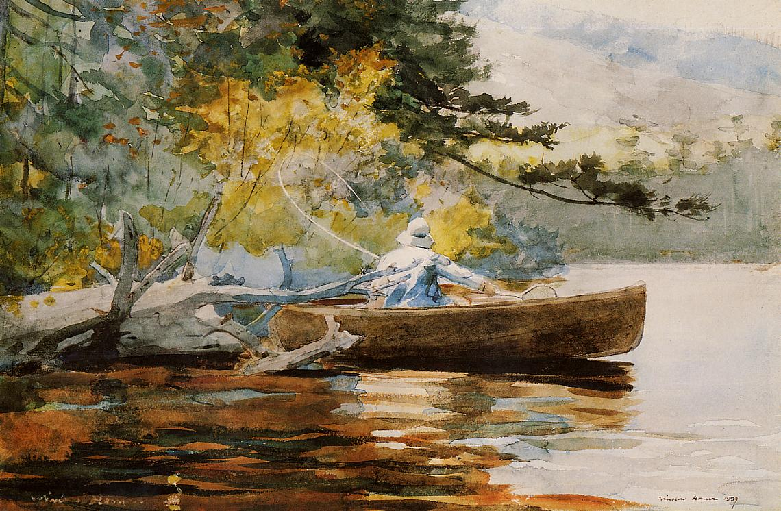 19th century American Paintings Winslow Homer