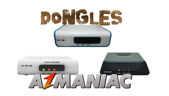 Evolutionbox Dongle PC40