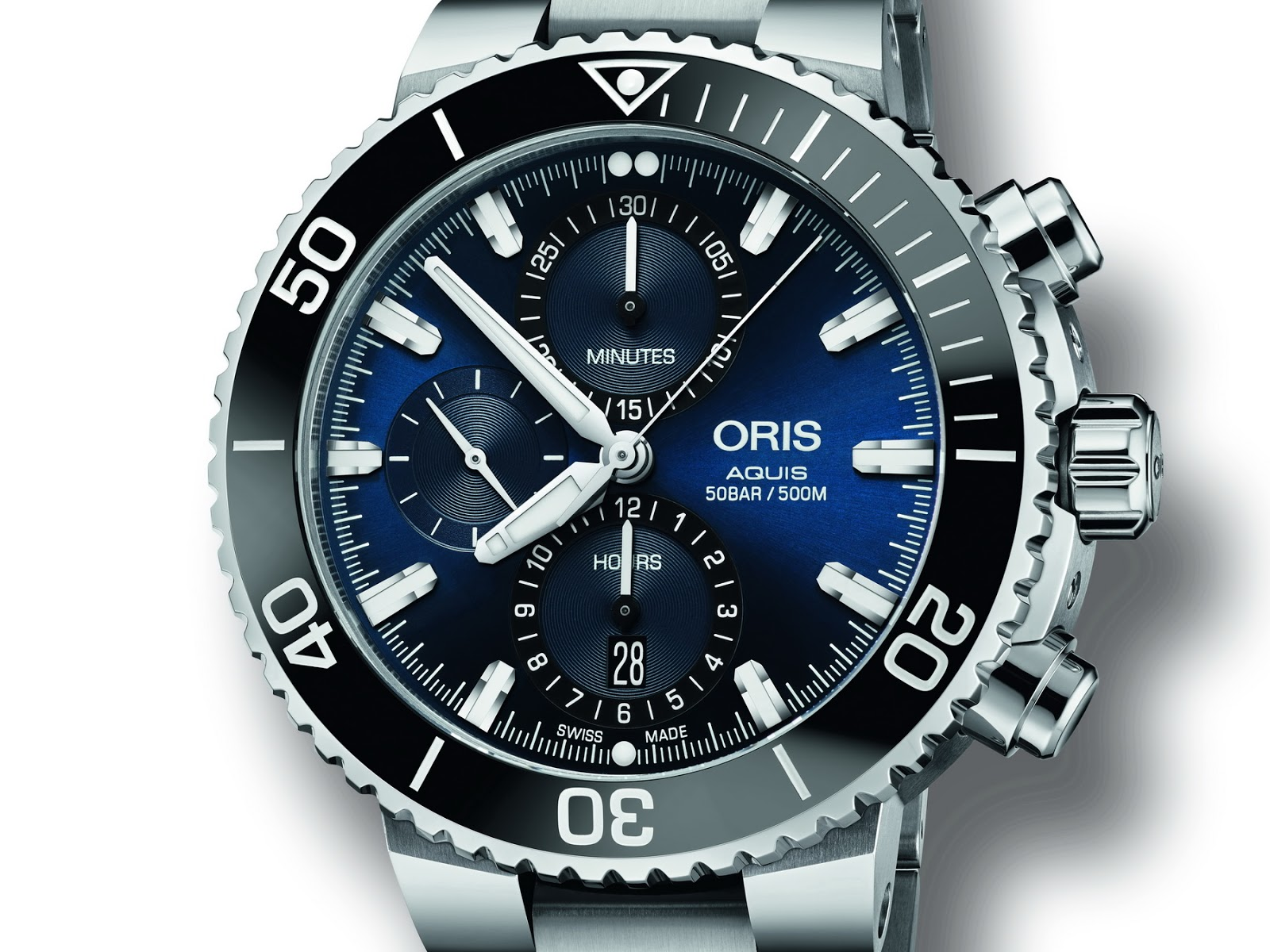 with fiber oris rubber watches strap time dial gmt chronograph on zone williams product carbon second