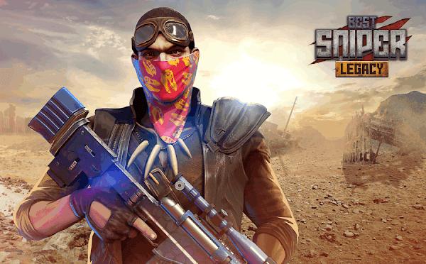 Best Sniper Legacy 1.06.4 APK + Mod [Money, Energy]