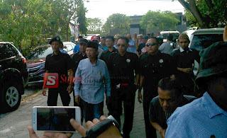 Ketua IPSI Bojonegoro Daftar Penjaringan Bacabup di Partai Demokrat
