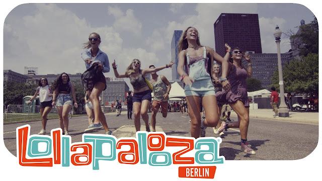 Lollapalooza en Berlín