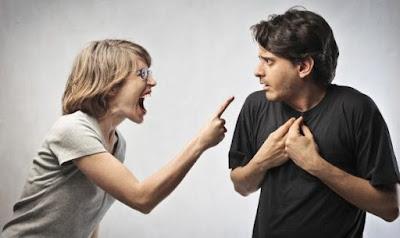 4 Hal yang Dibenci Pria Saat Wanita Marah