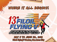 13th FilOil Flying V Preseason Cup 2019 Schedule, Results and Updates