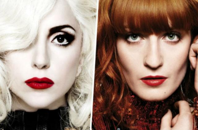 Florence e Lady Gaga lançam música juntas