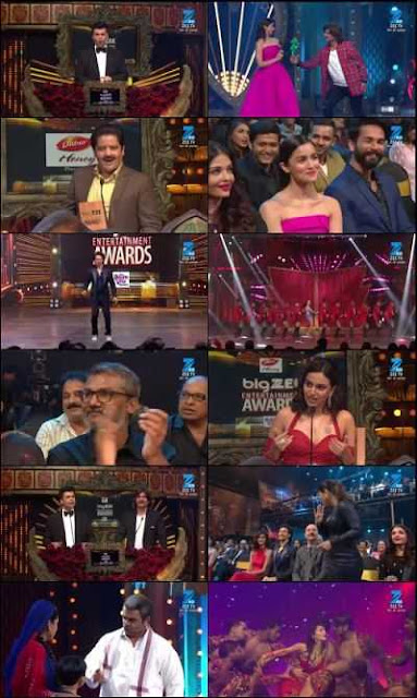 Big Zee Entertainment Awards 2017 Full Download HD