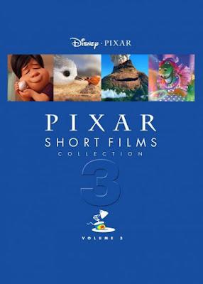 Pixar Shorts Volumen 3 2018 DVD R1 NTSC Latino