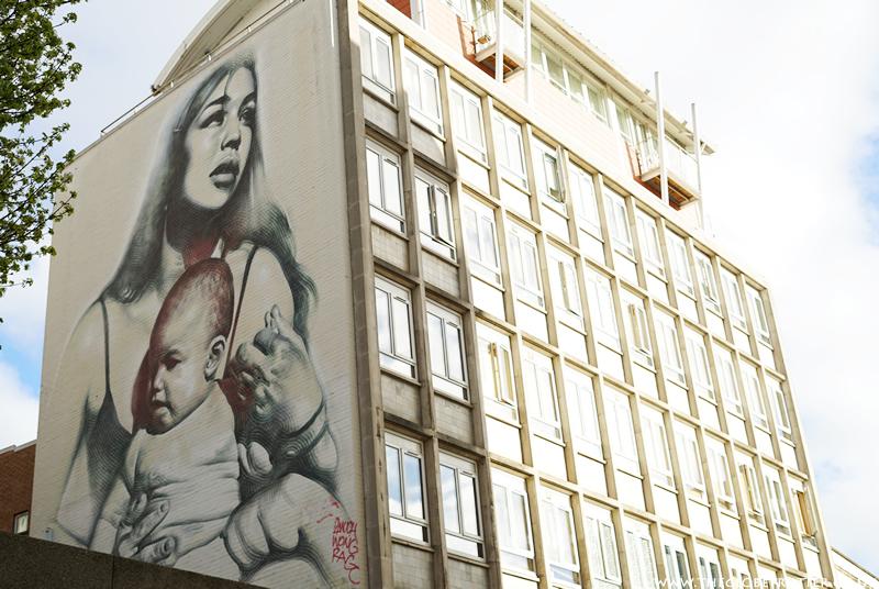 Bristol Street Art by El Mac