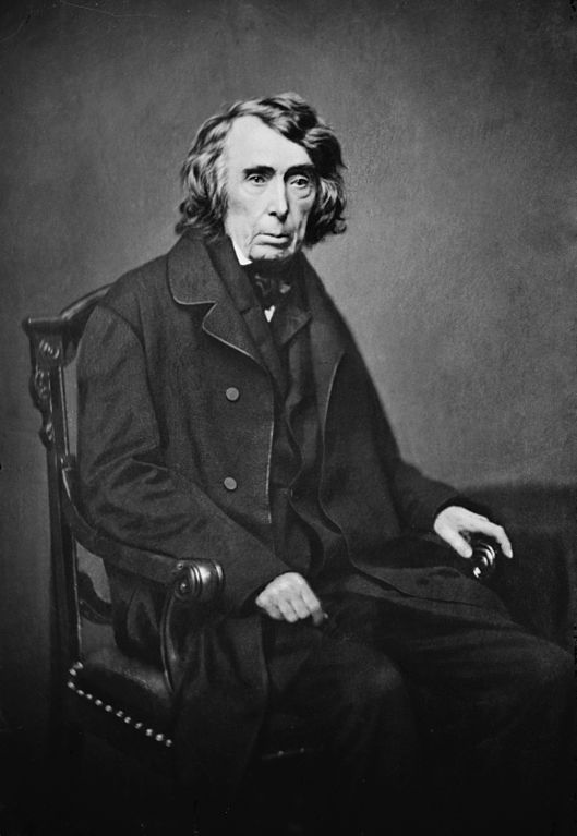 Treasury Secretary Roger B. Taney (later Supreme Court Chief Justice)