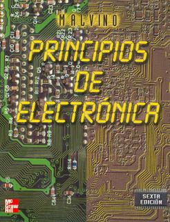 libro principios de electronica malvino pdf