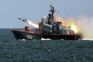 Putin Kerahkan Kapal Perang