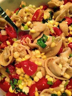 Tortellini salad- After The Honeymoon