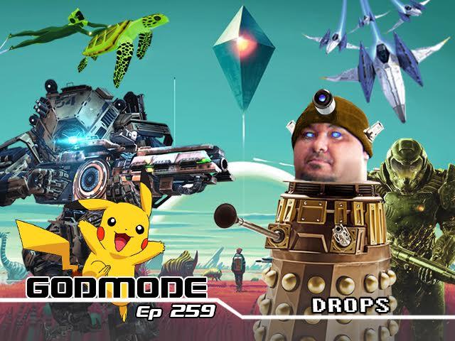 GODMODE 259 - DROPS