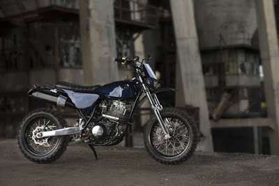 Yamaha XT 600 Scrambler by FreeRide