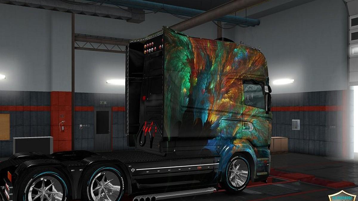 Scania RJL Vetv Skin