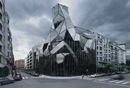 ilginç tasarımlı apartmanlar