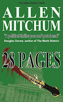 28 Pages: A Political Thriller by Allen Mitchum