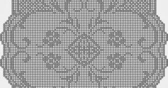 Kira scheme crochet: New tablecloth