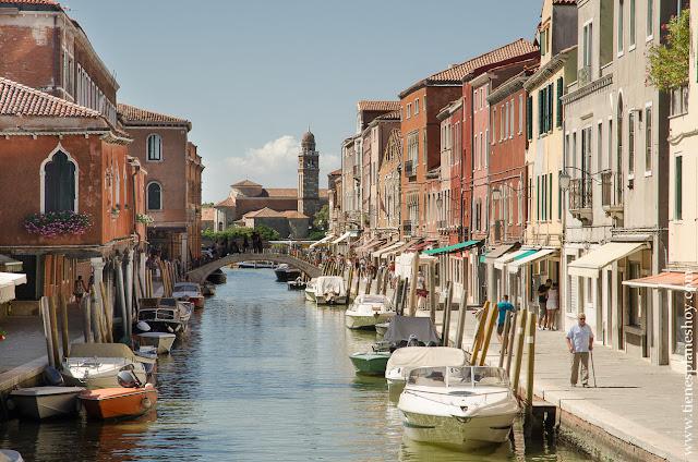 Viaje a Murano Burano viaje Italia