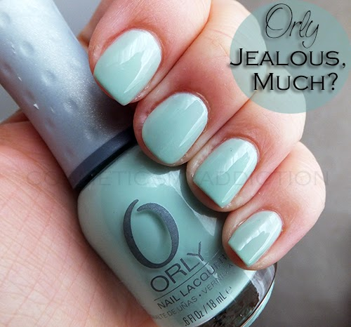 ORLY | Jealous, much?