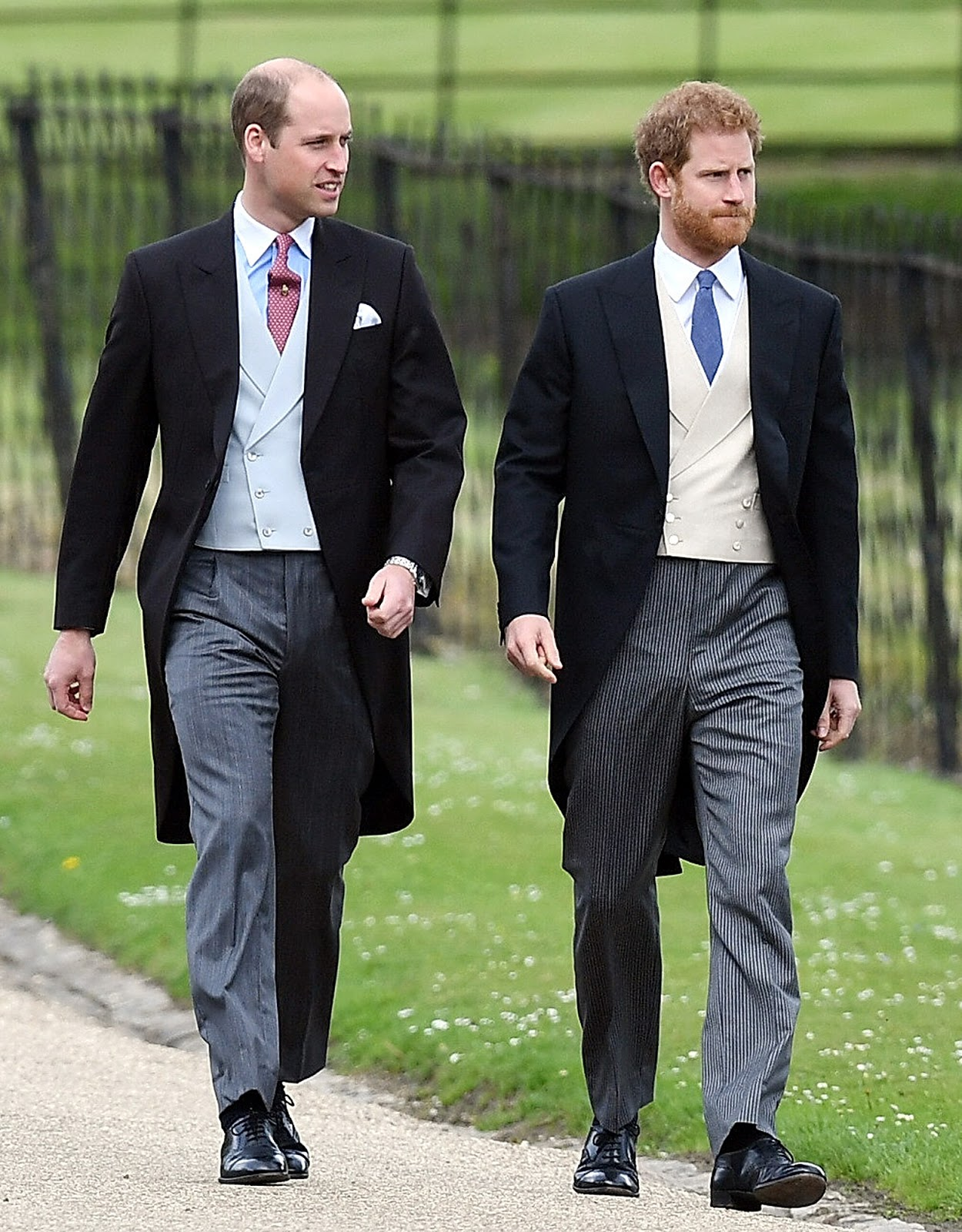 a81a563aa The Royal Wedding: Morning Dress and How to Wear it | Grey Fox