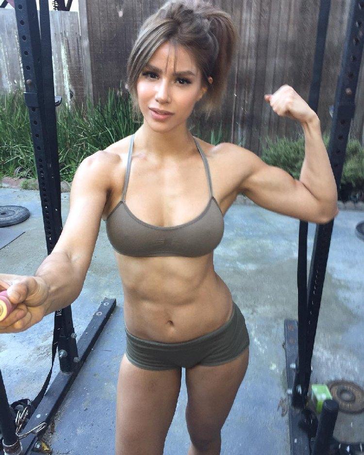Kayli Phillips Fitness Model