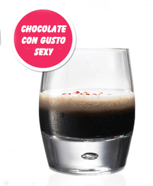 Cocktail Afrodisíaco: Chocolate con gusto sexy