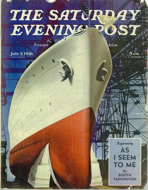 The Saturday Evening Post, 5 July 1941 worldwartwo.filminspector.com