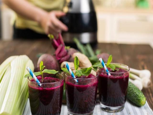 عصير البنجر وفوائد لا تنتهي