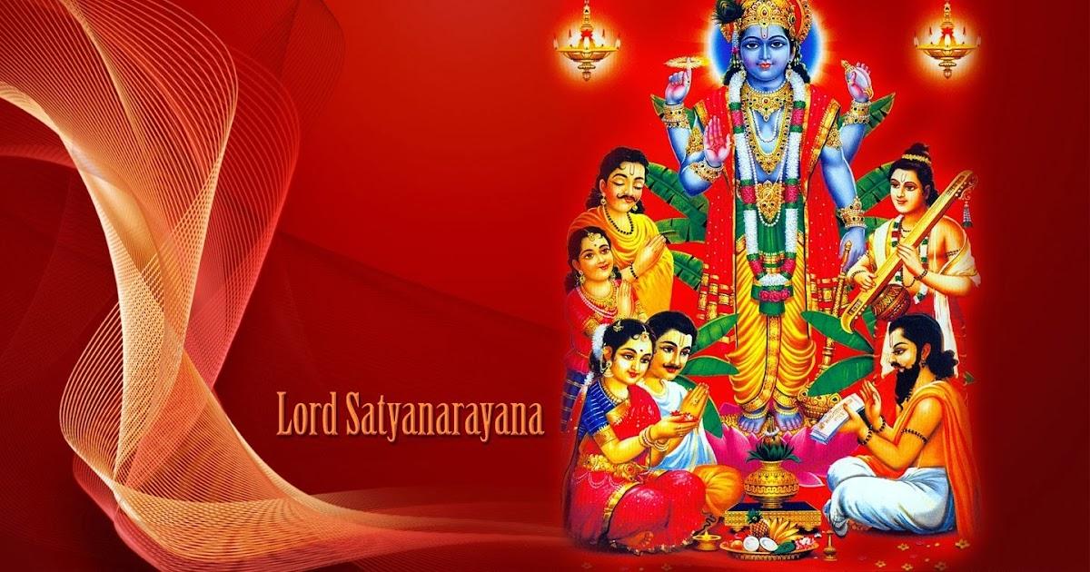 Onam Wallpapers Hd Lord Satyanarayan Satyanarayana Swamy Hd Incredible